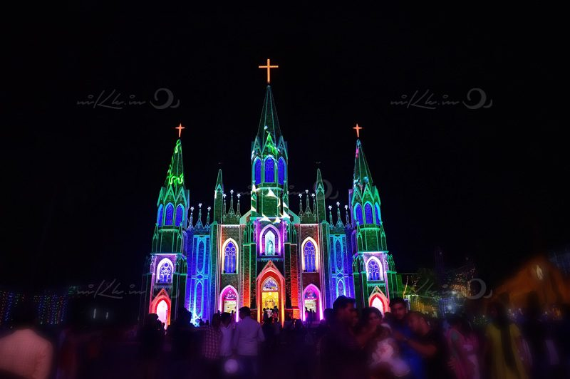 Thrissur Aranattukara Church Festival