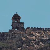 Amer Fort on top of the hill